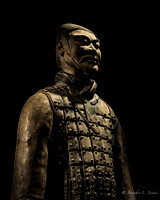 Terracotta Warrior Exhibit at the Asian Art Museum - San Francisco, CA