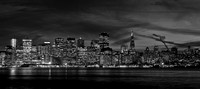 San Francisco Night Skyline