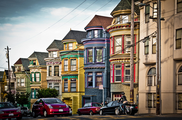 Painted Ladies of the Haight